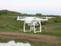 DJI-Phantom-3-Advanced-maiden-flight
