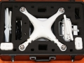 Traveling-case-for-DJI-Phantom-3-quadcopter