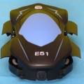 Eachine-E51-view-front