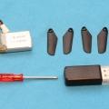 Eachine-E55Mini-accessory-pack
