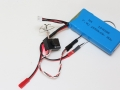 Eachine-MC01-wiring-with-2s-LIPO-battery