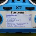 FrSky-Taranis-Q-X7-telemetry