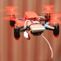 HobbyMate-Q100-test-flight