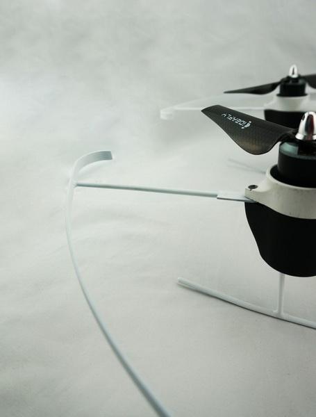 Apollo Test Prop Ideafly-apollo-quadcopter-prop