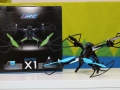 JJRC-X1-brushless-quadcopter