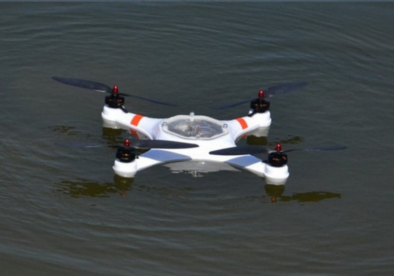 Mariner Waterproof Quadcopter First Quadcopter