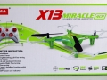 Syma-X13-quadcopter-green