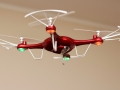 Syma-X5UW-indoor-flight