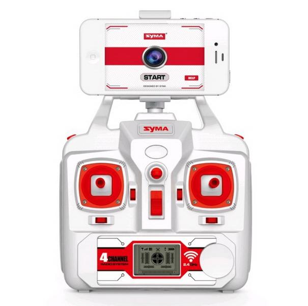 Quadcopter Specs Syma X8W quadco...