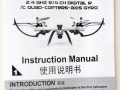 Tarantula-X6-instraction-manual