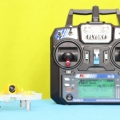 KingKong-TiNY7-with-FlySky-FS-i6-transmitter