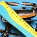 Walkera-Rodeo-150-drone-size