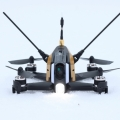 Walkera-Rodeo-150-landing-on-snow