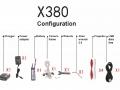 XK-X380-accessories