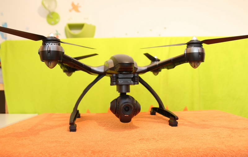 Yuneec Q500 4k review | First Quadcopter