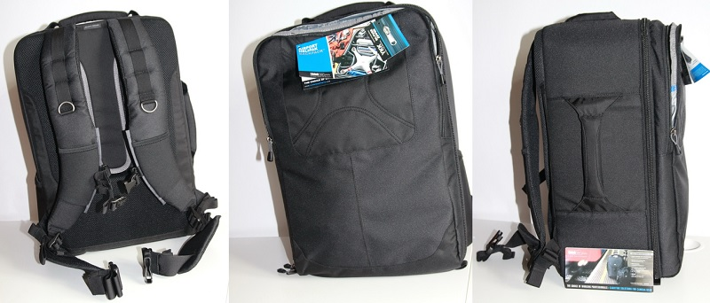all-in-one quadcopter backpack