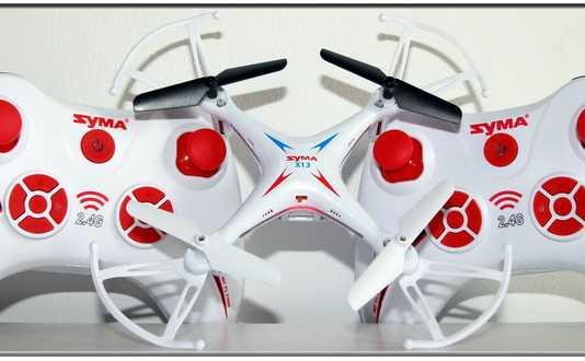 Syma X13 quadcopter