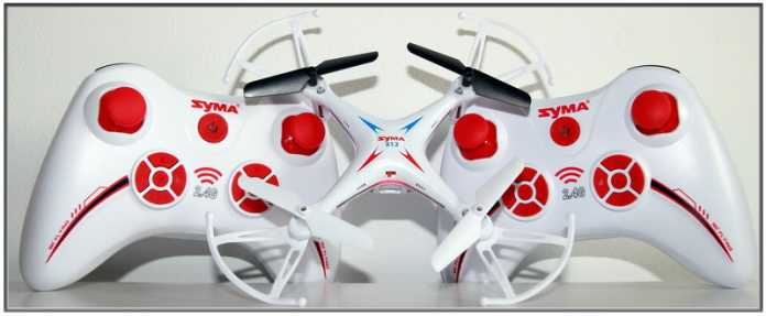 Syma X13 quadcopter