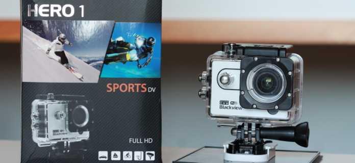 Blackview Hero 1 camera