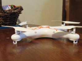 Mould King Quadcopter Hot Rod mod