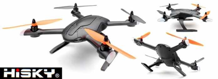 HISKY HMX280 racing quadcopter