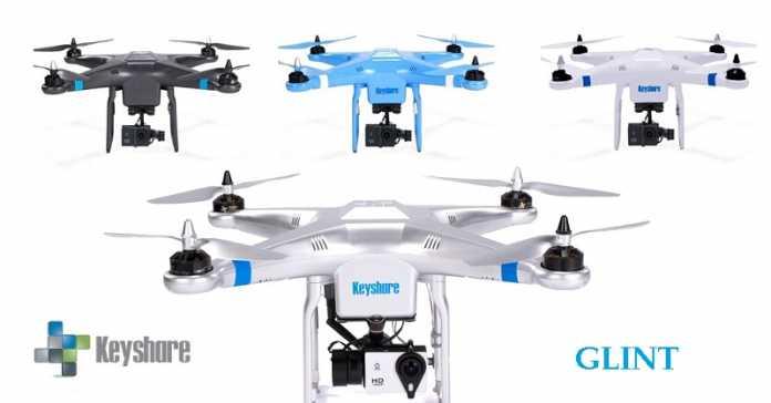 Keyshare Glint Quadcopter