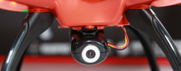 Syma X5sC-1's camera