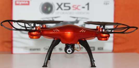 Syma X5sc-1 Quadcopter review