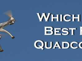 Which is the best quadcopter?