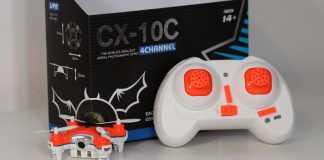 Cheerson CX10C review