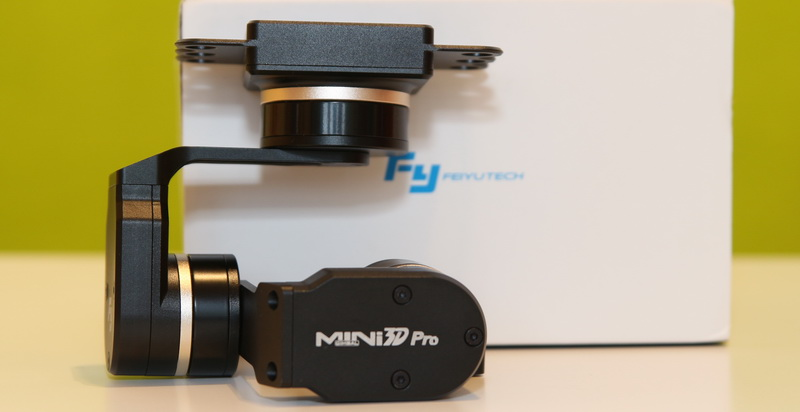 Feiyu Tech FY MiNi3D Pro review