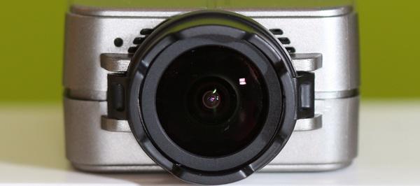 RunCam2 review - Lens