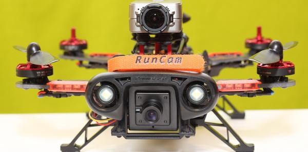 RunCam 2 review - Test with Runner 250