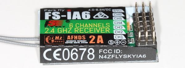 F450 Receiver (RX)