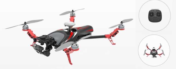 FLYCKER X4-550