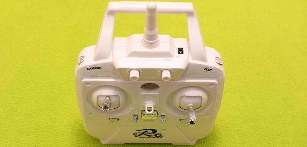 LiDi RC L6F review - Transmitter