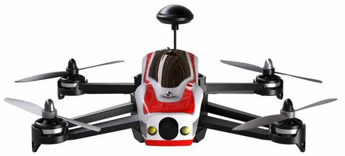 SKYRC SOKAR racing quadcopter