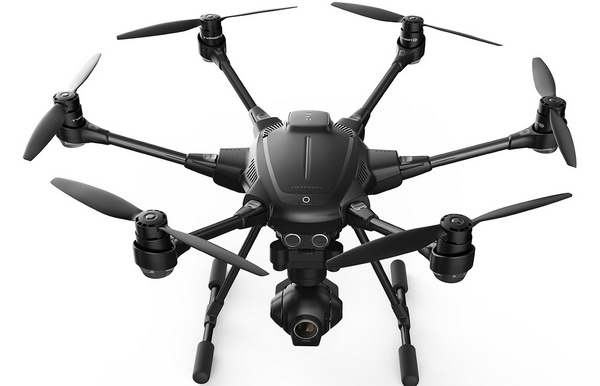 Typhoon H hexa-copter with 4k camera