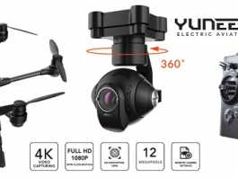 Yuneec Typhoon H hecacopter