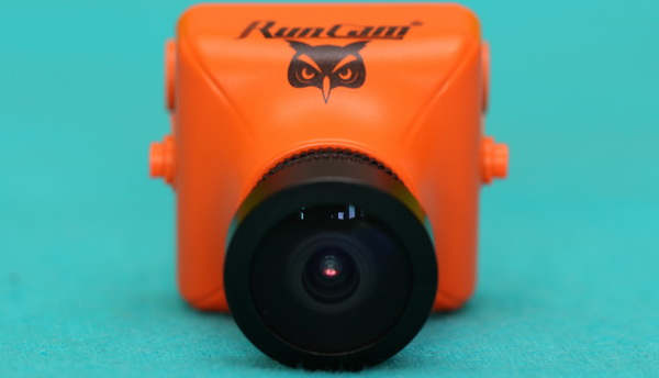 RunCam Owl Plus review - First impression