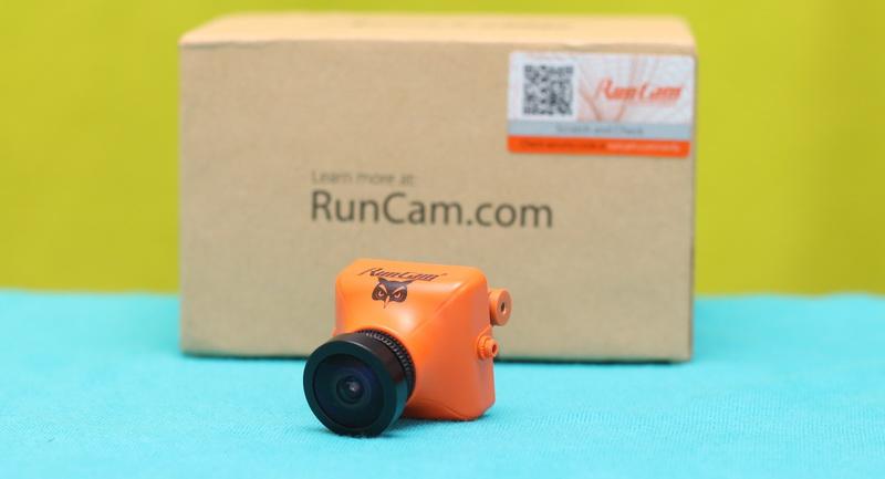 RunCam Owl Plus review