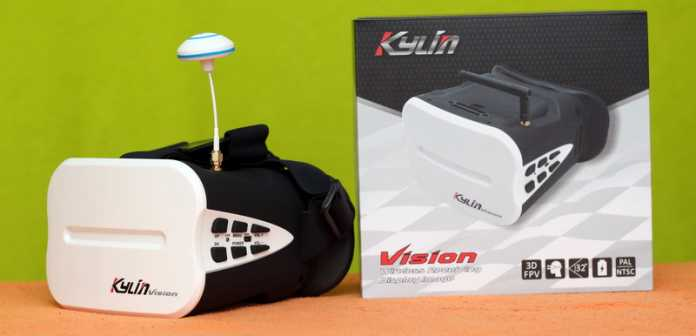 KDS Kylin FPV goggles review