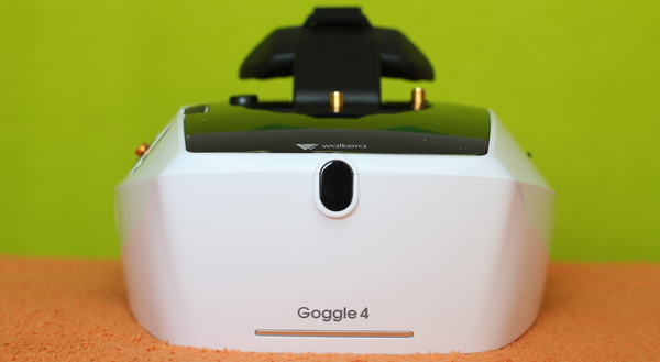 Walkera Goggle 4 review - Hands-on
