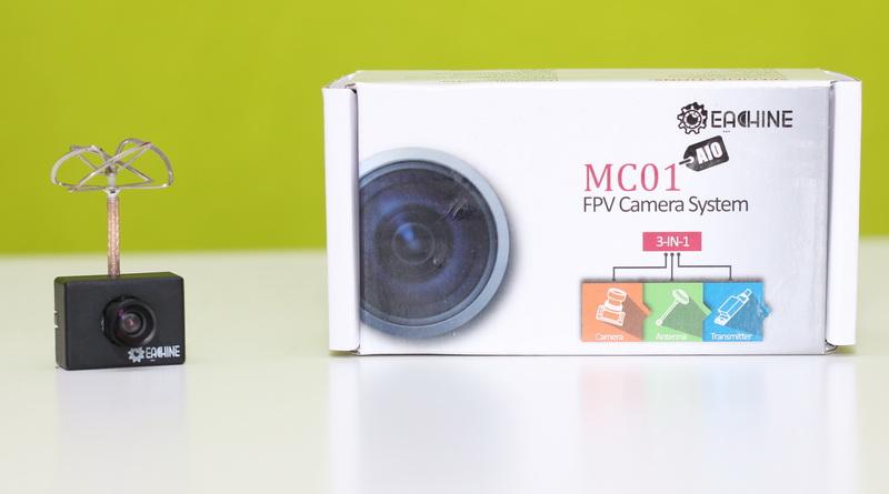 Eachine MC01 AIO camera review