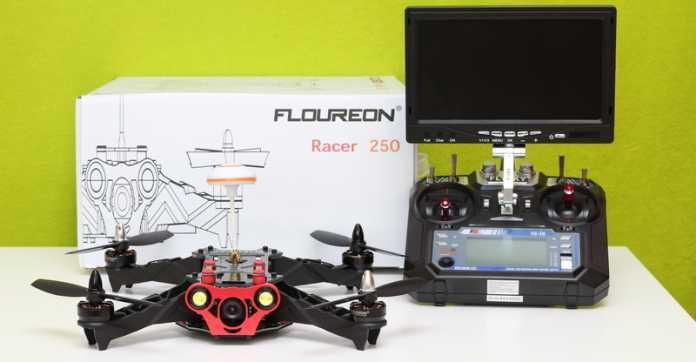 Floureon Racer 250 review