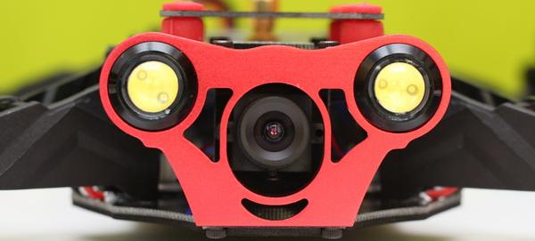 Floureon Racer 250 review - FPV Camera