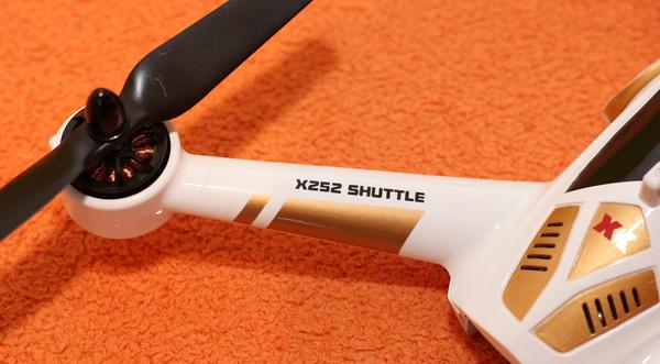XK X252 Shuttle review - Closer look