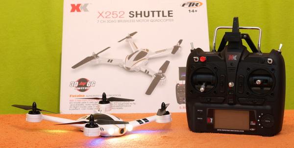 XK X252 Shuttle review - Final words