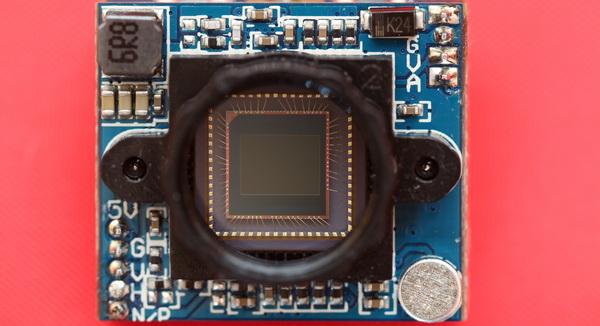 Eachine MC02 camera review - CMOS sensor