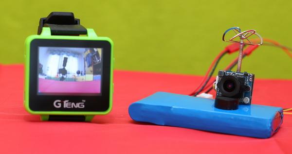 Eachine MC02 camera review - Verdict